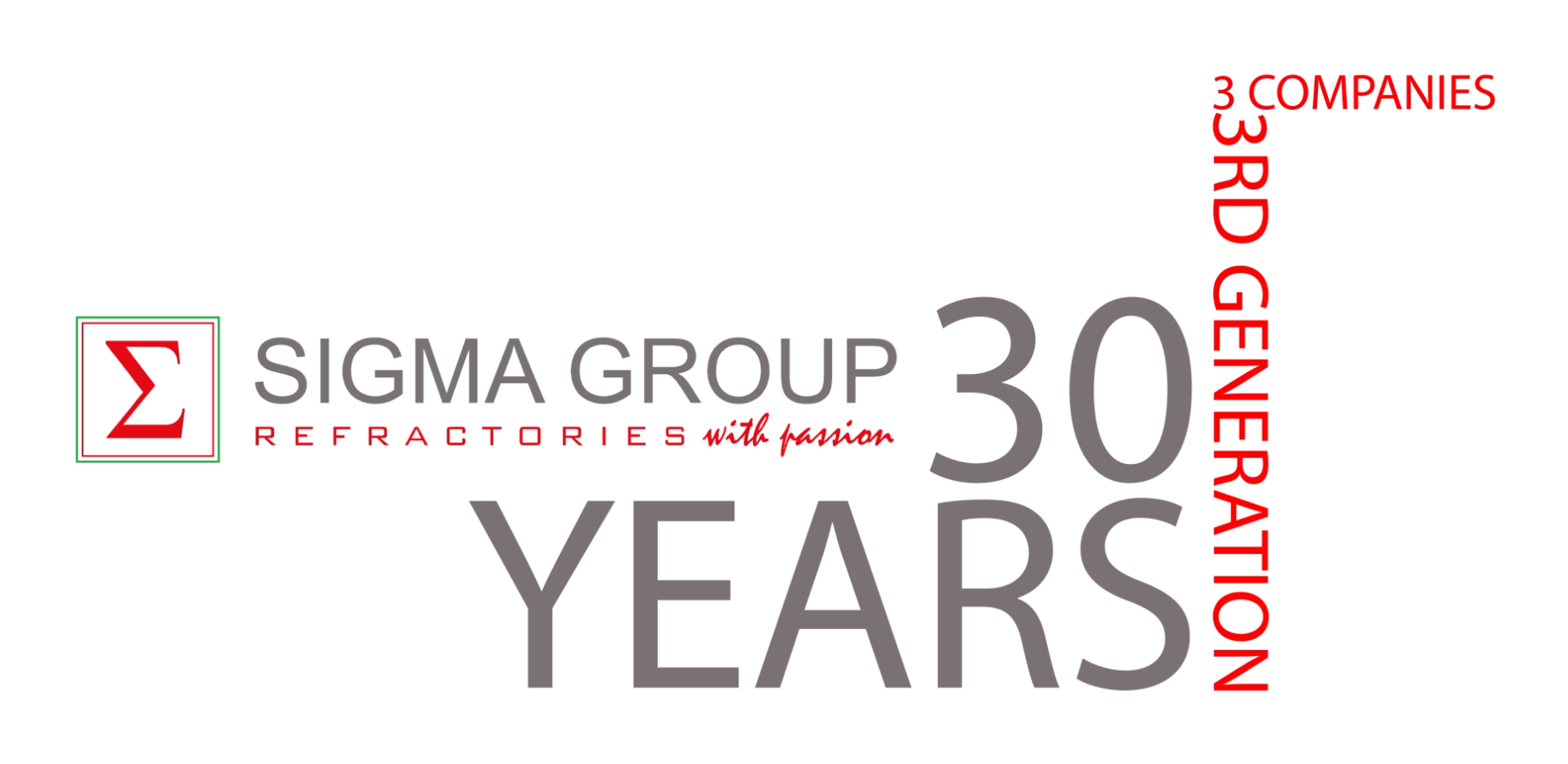 Groupe Sigma 30 ans