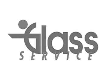 Servizio di vetro