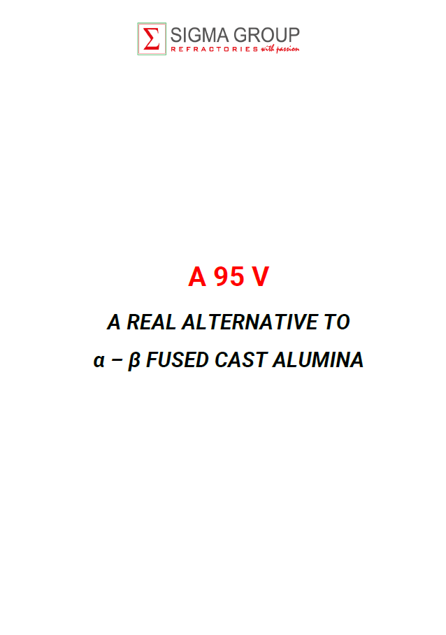A 95 V - ALTERNATIVE ZU FUSED CAST