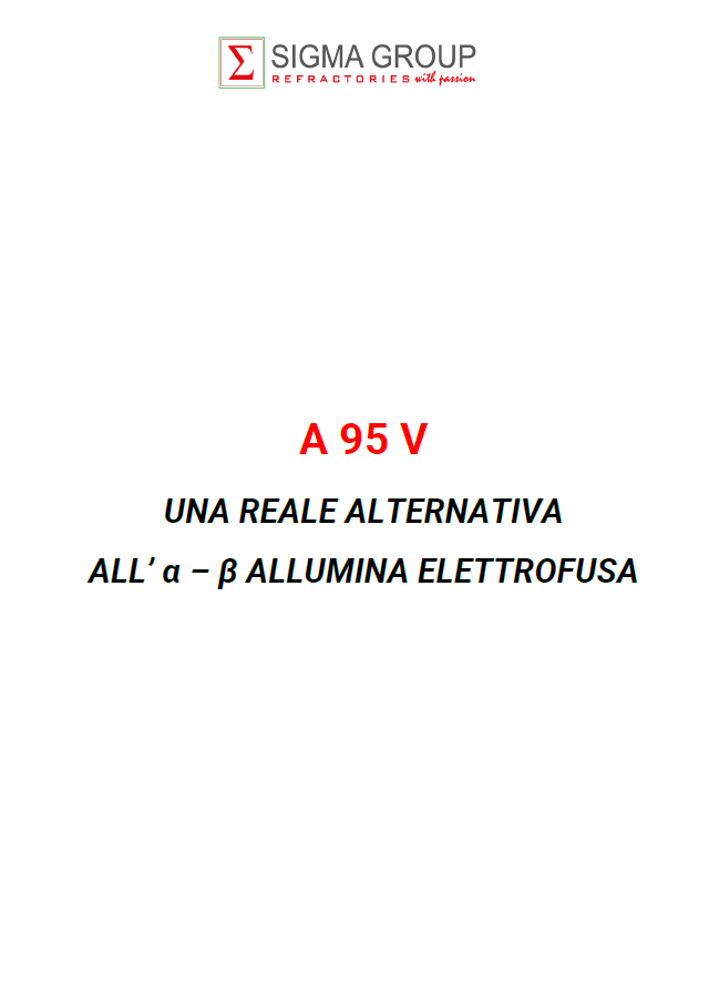 A 95 V - ALTERNATIVA ELETTROFUSO